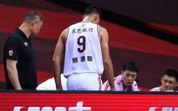 朱芳雨确认易建联将缺席新赛季CBA