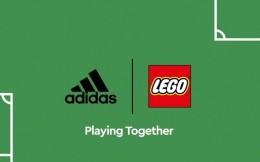 阿迪达斯与乐高集团开启长期合作 将推激发创造力的联名产品