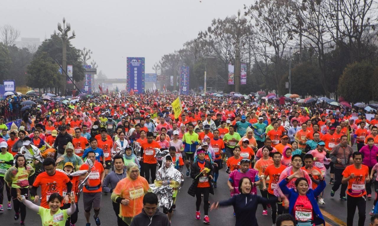 2020重庆马拉松赛11月15日举办,规模4900人仅限重庆常住人口参加