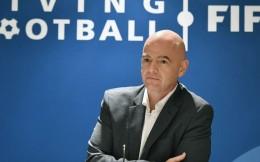 国际足联主席因凡蒂诺确诊感染新冠肺炎