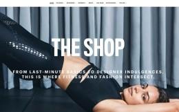 高端健身房品牌Equinox布局电商市场