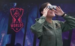Rokid携手腾讯游戏打造英雄联盟全球总决赛AR观景台