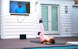 """FlexIt APP创新健身模式 """"虚拟化健身""""广受欢迎"""