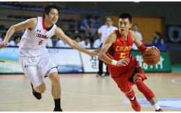 亚洲杯预选赛赛程公布 11月27日中国男篮首战