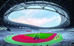历史首次!我国人均体育场地面积破2,未来靠智能体育弥补场地难题