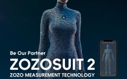 日本时尚电商集团ZOZO发布新一代3D量体衣:可用于健身领域