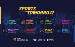 """由巴萨组织的""""Sports Tomorrow""""体育创新大会将于11月9-20日在线上举行"""