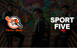 SPORTFIVE与林俊杰SMG战队达成独家商务合作 助力战队商务赞助开发