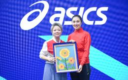 ASICS亚瑟士正式启动冬季运动战略 签约速度滑冰运动员张虹
