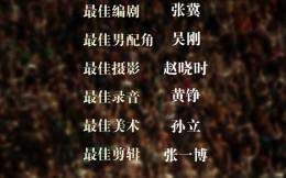 《夺冠》获中国电影金鸡奖8项提名