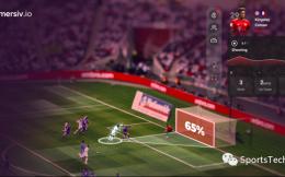 AR技术运用在体育运动中案例 七大用途提升球迷体验