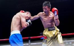 吴举:乡下男孩向世界拳王金腰带发出两年之约