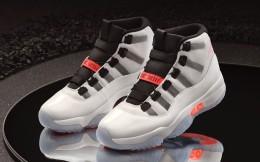 Air Jordan XI将配备自动绑鞋带机能