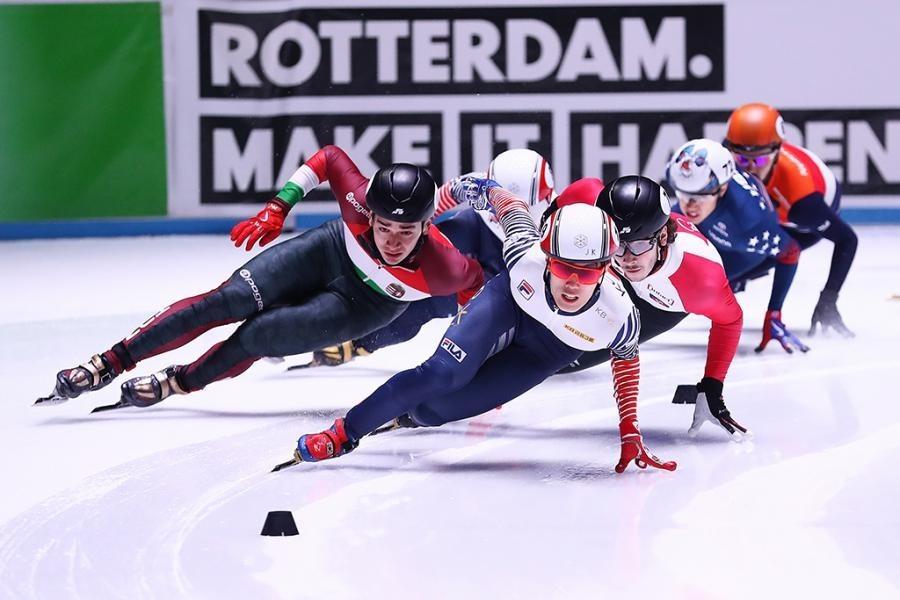 国际滑联宣布取消短道速滑世界杯北京站