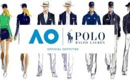 Ralph Lauren成为澳网官方指定服装品牌
