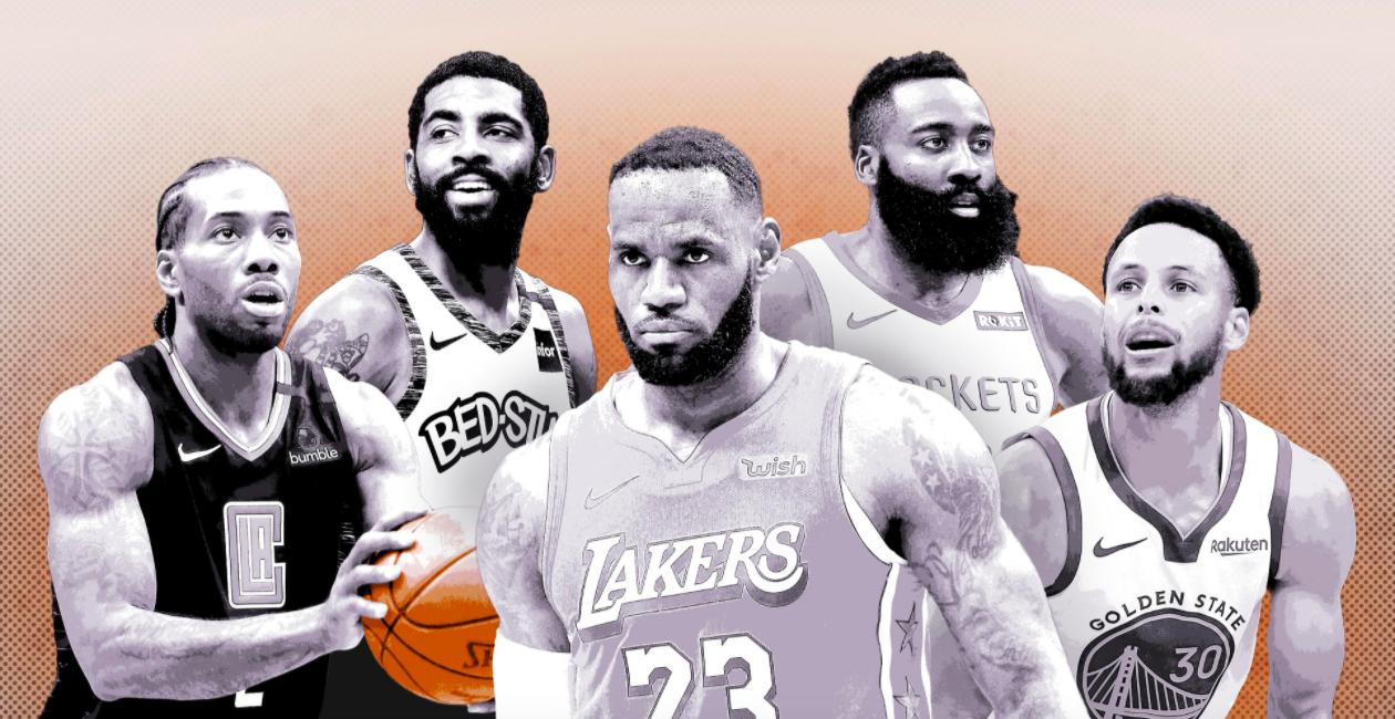 因疫情等不确定因素,NBA联盟目前只会公布前半段具体赛程