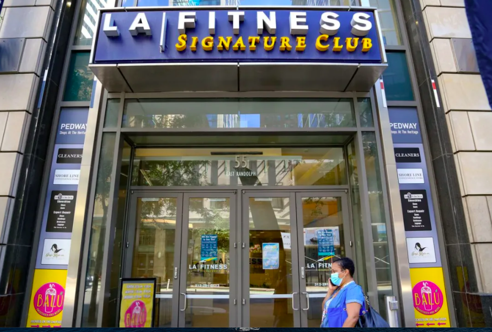 美国连锁健身房LA Fitness获3亿美元贷款