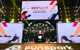 VG战队夺冠!2020NEST全国电子竞技大赛年度总决赛圆满落幕