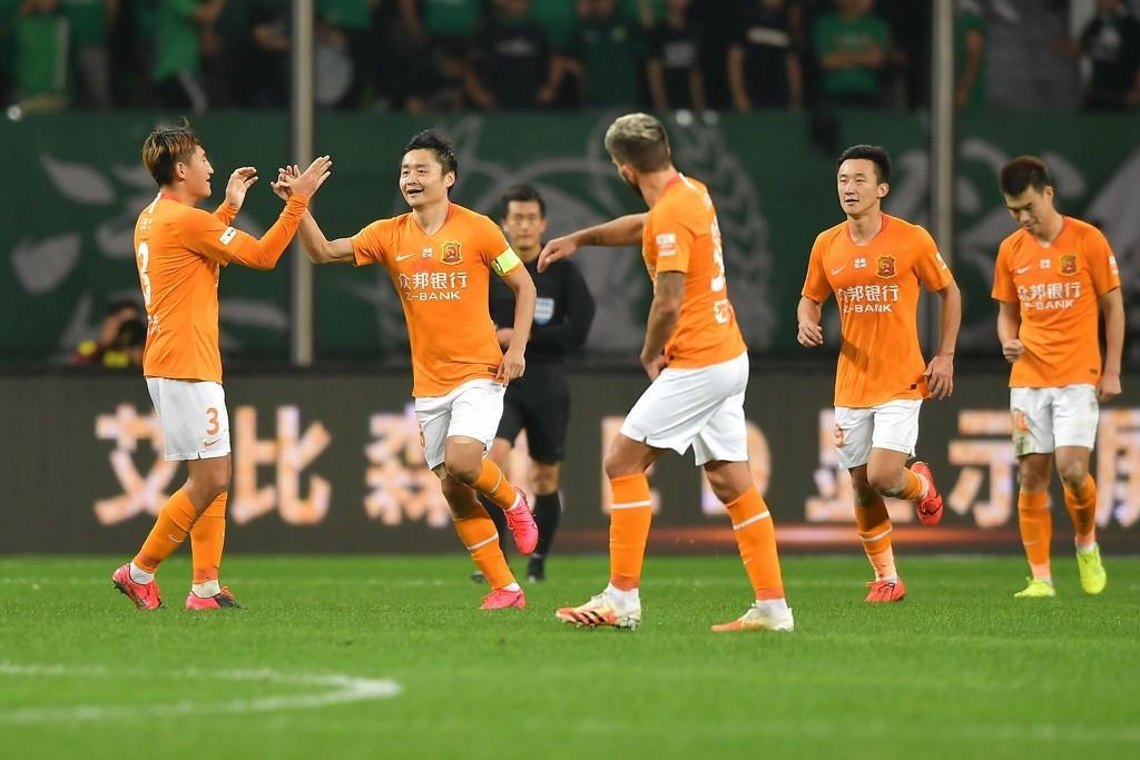 超甲附加赛武汉卓尔总分3-2杭州绿城成功保级