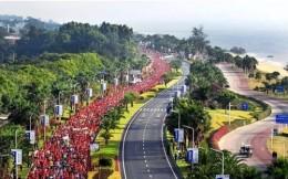 2021厦门马拉松赛启动报名,赛事规模12000人