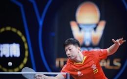 马龙4:1复仇樊振东,成为国际乒联总决赛六冠王