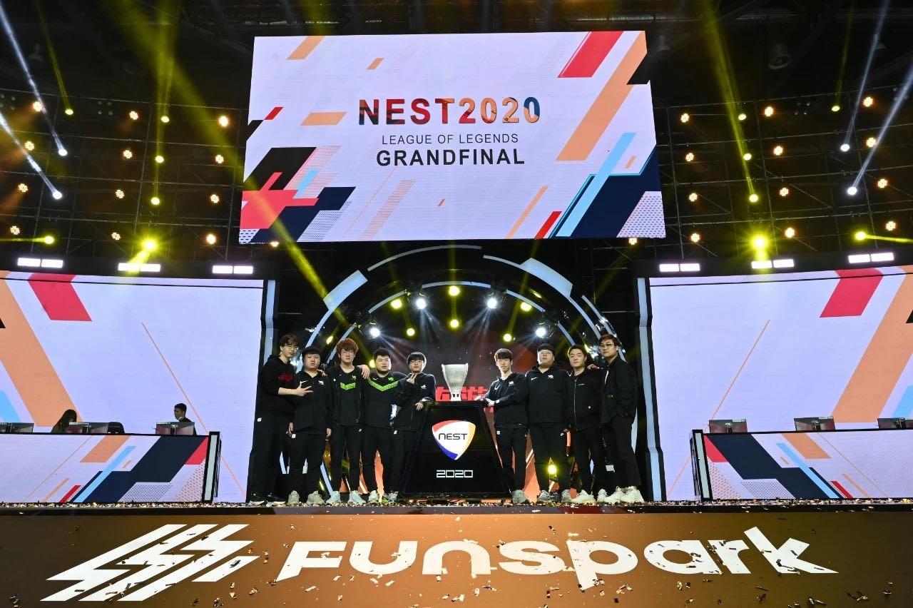 国家级电竞大赛落地杭州,第8届NEST深化电竞与传统体育融合