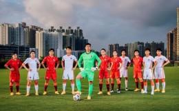 耐克携手香港足总 推出中国香港队全新主客场球衣