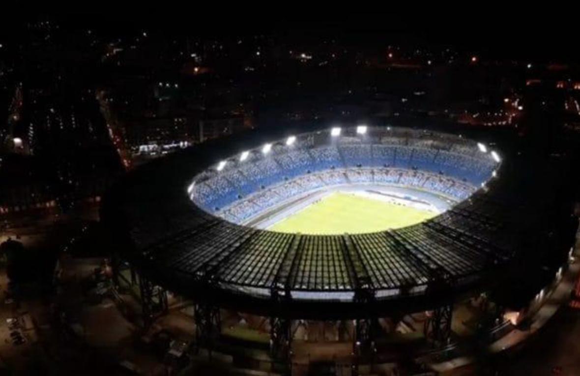 那不勒斯全市哀悼一代球王 圣保罗球场将更名马拉多纳球场