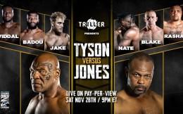 泰森宣布复出!54岁传奇将迎战大满贯拳王
