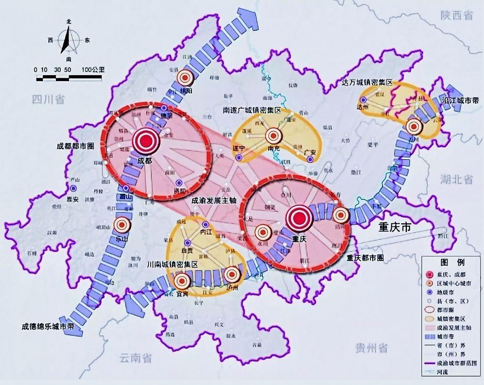 乱放卫星!四川省体育局擅言成渝将申办2032年奥运会,连申奥流程都不懂