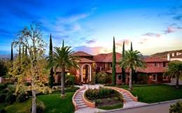 理财达人?皮尔斯定价1100万美元出售洛杉矶豪宅 购入时仅650万