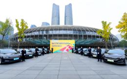 礼橙专车为成都大运会执委会提供工作用车服务