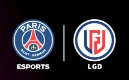 LGD与巴黎圣日耳曼合作续约达成