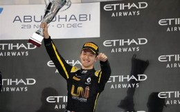 搭档阿隆索!周冠宇将参加F1阿布扎比季后测试