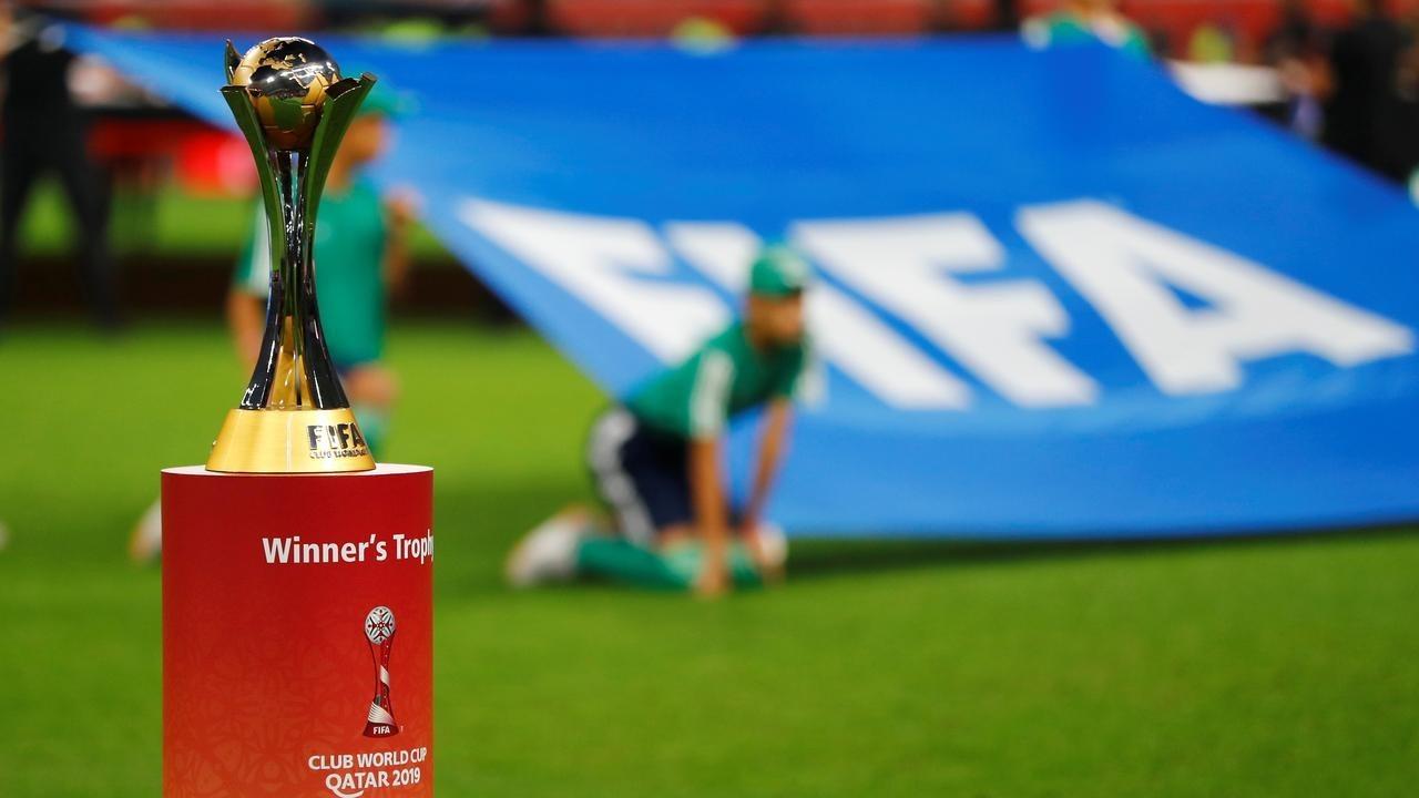 FIFA官方宣布2021年世俱杯改在日本进行