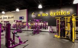 Planet Fitness门店部分区域免费对别家健身会员开放