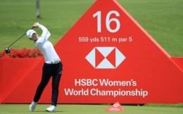 汇丰银行宣布续约全球主要高尔夫合作项目