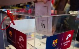 巴萨公布主席大选日程:明年1月24日投票 约11万人参与