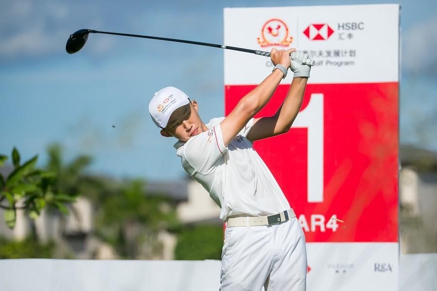 汇丰青少年续约中高协五年 持续深耕中国青少年高尔夫事业
