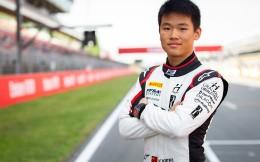 叶一飞将参加2021亚洲勒芒系列赛LMP2比赛