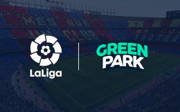 西甲与游戏开发商GreenPark达成合作