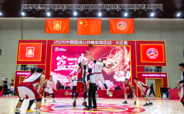 31城逐鹿青岛,2020中国篮球公开赛系列活动·大区赛拉开大幕!