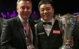 新身份!丁俊晖担任世界职业台球联合会球员董事