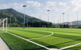 足球场成新建社区标配!两部委:2035年地级以上城市社区足球场全覆盖