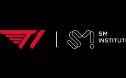 电竞战队T1与韩国SM娱乐旗下机构达成合作