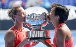 2021澳网女双参赛名单出炉 张帅再次搭档斯托瑟