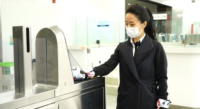数字人民币北京冬奥试点应用在地铁大兴机场线启动