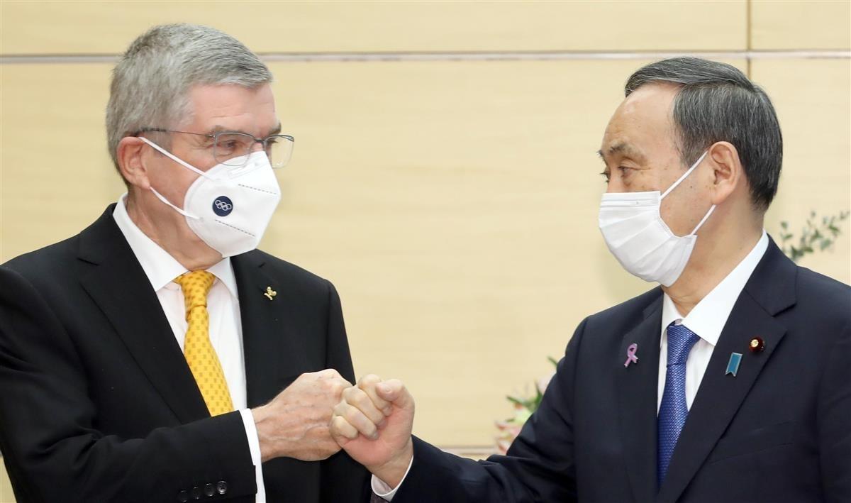 日本首相发表2021年新年感言,明确今年夏天办奥运