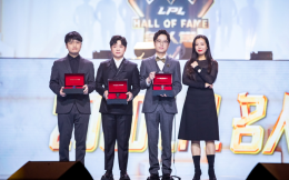 WeiXiao、米勒、阿布成首届名人堂成员,LPL彰显生态体系底蕴与厚重