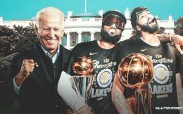 湖人将在本赛季造访白宫 庆祝2020年夺得总冠军